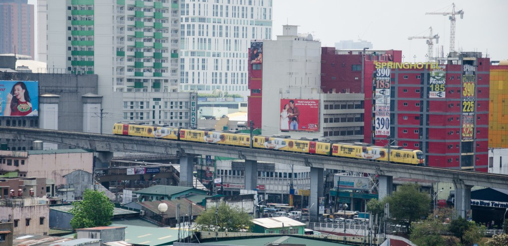 Philippines' MRT Line