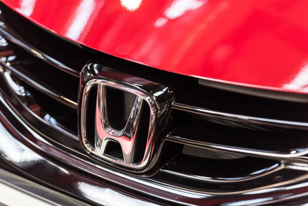 Honda brand logo