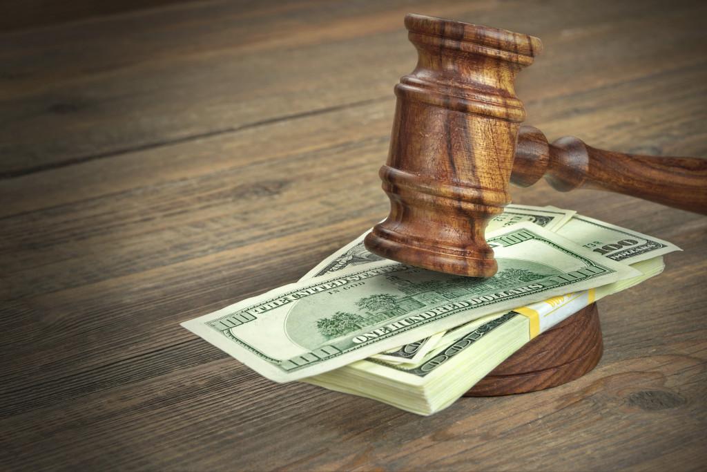 settling a lawsuit